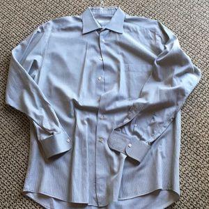 Designer Ermenegildo Zegna  Men's dress shirt